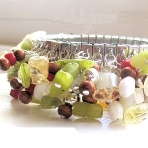 Fun and Colorful Cha Cha Bracelet